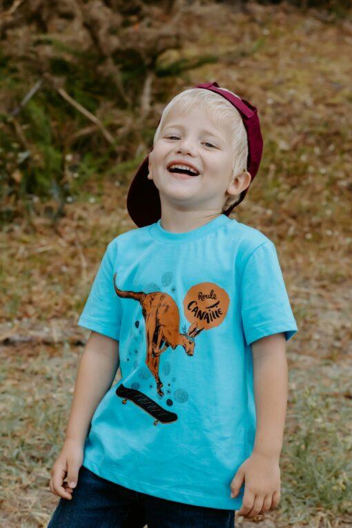 Tee-shirt 2 Max le Kangourou
