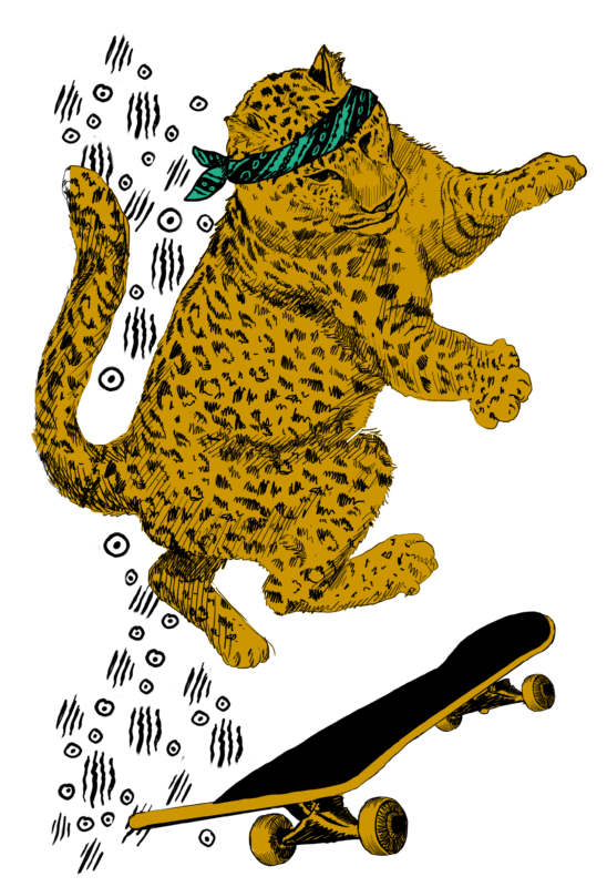Illustration tigre